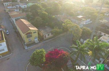 Vista da Prefeitura Municipal de Bambuí