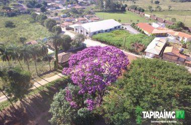 Vista de Tapiraí